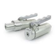 WEH® Adapter TW141 für Glattrohre, Rohr AD,  Handhebelbetätigung, Vakuum bis max. 100 bar - Produktfamilie