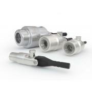 WEH® Adapter TW241 für Glattrohre, Rohr AD, Spannhebelbetätigung, Vakuum bis max. 70 bar  - Produktfamilie