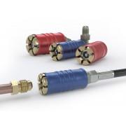 WEH® Adapter TW111 zum Füllen von Kältemitteln an Schrader-Ventilen - Produktfamilie