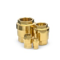 Rückschlagventil TVR61-S1, Messing, 25-40 bar - Produktfamilie
