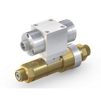 WEH® Schaltventil TV17GER für inerte Gase, Pneumatische Betätigung, Block & Bleed, DN12, NC, 420 bar