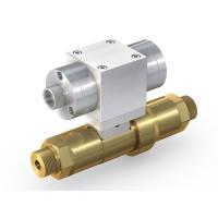 WEH® Schaltventil TV17GO für inerte Gase, pneumatische Betätigung, Absperrventil, DN12, NC, 420 bar