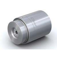 WEH® Adapter TW02 für Glattrohre, Rohr AD 6,60 - 8,60 mm, pneumatische Betätigung, Vakuum bis max. 35 bar