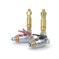 CLICKMATE® Adapter TW154 zum Füllen von Atemluft-Doppelflaschensystemen - Produktfamilie