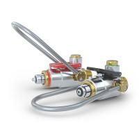 CLICKMATE® Adapter TW154 zum direkten Anschluss an den Atemluft-Füllschlauch - Produktfamilie