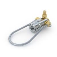 WEH® Adapter TW57 für Restdruckventile zum Füllen von Gasflaschen mit Außengewinde, Bügelbetätigung, max. 250 bar