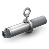 """WEH® Adapter TW59 zum Abfüllen von Gasflaschen mit Propan und Butan, Griffhülsenbetätigung, max. 30 bar, W21,8 x 1/14"""" links (DIN 477)"""