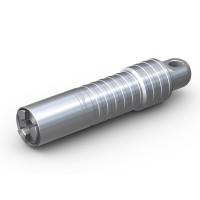 WEH® Verlängerter Adapter TW850 zur Druckprüfung von schwer zugänglichen Bauteilen mit Außengewinde, Griffhülsenbetätigung
