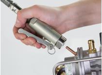 Druckprüfungen von Rohren schnell & einfach - Abdichtung im Außendurchmesser